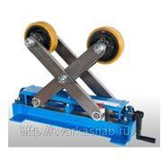 Роликовая опора X-rotator на 1 тонну фото