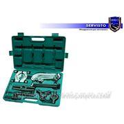 AE310002 Универсальный гидравлический съемник, 25 предметов, инструмент