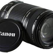 ПРОКАТ АРЕНДА профессионального объектива Canon EF-S 55-250mm f/4-5.6 IS фото