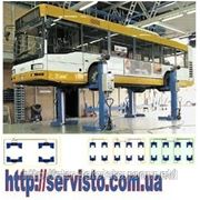 Подъемник автомобильный RAV для грузовых автомобилей фото