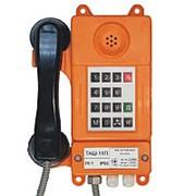 ТАШ-11П аппарат телефонный общепромышленный с тастатурным номеронабирателем фото