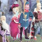 Кукольный спектакль для детей. фото