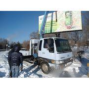 Услуги автокрана в Биробиджане фото