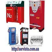 Генератор азота, азотные установки, для накачки шин азотом. фото