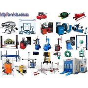 Автосервисное оборудование, автосервис, шиномонтажное оборудование