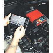 Автомобильный сканер с осциллографом X-431 TOP (с компьютером)