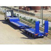 Перевозки негабаритных грузов фото