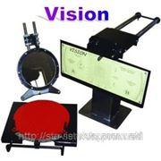 Лазерный стенд развала-схождения Vision. Vizion. фото