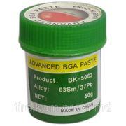 Флюс BGA BK-50g (BK-5063) 50 гр. фото