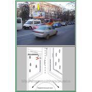 Бигборд Симферополь ул. Киевская 73, сторона Б, ПА-54 (Призма) фото