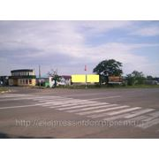 Бигборды Джанкой,поворот на Феодосию,563км+900м сторона Б фото