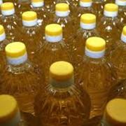 Нерафинированное подсолнечное масло фото