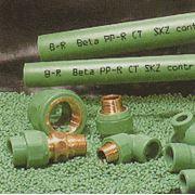 Полипропиленовые трубы и фитинги PP-R CT Banninger