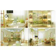 Дизайн-проект детской комнаты. фото