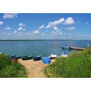 Прокат лодок. фото
