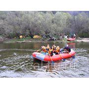 Сплав по Подмосковной реке Осетр на выходные фото