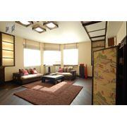 Дизайн интерьера в японском стиле.