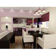 Дизайн интерьера квартир домов. офисов. Разработка дизайн проектов фото