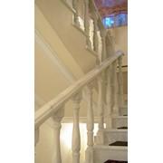 Декоративные лестницы из искусственного камня фото