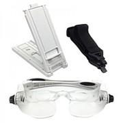 Лупа очки NO.7102-450 фото