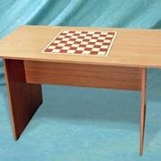 Стол шахматный турнирный фото