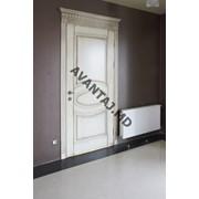 Классическая дверь MDF, арт. 20 фото