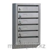Почтовый ящик металлический ПМ-6 фото