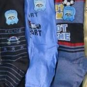 Детские цветные колготки хлопок мальчик.цена 20грн фото