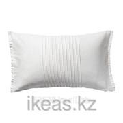 Чехол на подушку, белый ВИТФЬЕРИЛ фото
