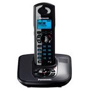Радиотелефон DECT Panasonic KX-TG6481RUT пылевлагозащищенный фото