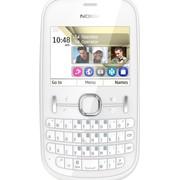 Мобильный телефон Nokia Asha 200 perl white фото