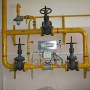 Газопроводы высокого и низкого давления, котельные и жилые дома фото