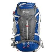 Рюкзак квест 55 v2 серый/синий код товара: 00039488 фото