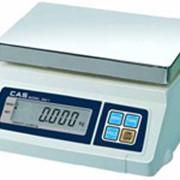 Весы порционные Cas SW фото