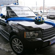 Черный Range Rover Vogue на заказ фото