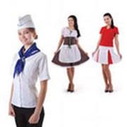 Пошив форменной женской одежды фото