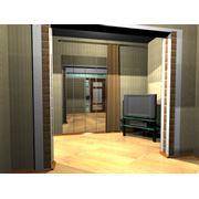 Выполнение 3-D визуализации фото