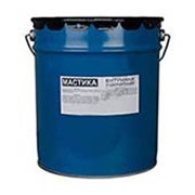 Мастика каучукобитумная bitumast 21,5 л