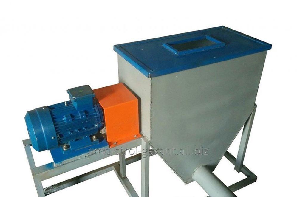 Щековая дробилка отходов дщ-1 дробильно сортировочное оборудование в Лесозаводск