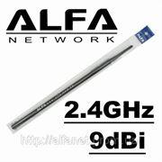 Alfa всенаправленная антенна WiFi фото