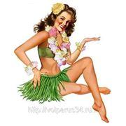 Гавайская вечеринка (на острове, яхте...) фото