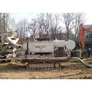 Аренда (услуги) стационарного бетононасоса фото