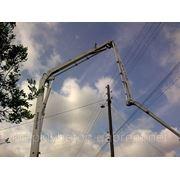 Заказать автобетононасос 42 метра фото