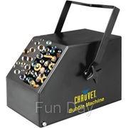Аренда Прокат Машины мыльных пузырей Chauvet B-250 фото