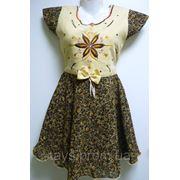 Платье Пава фото