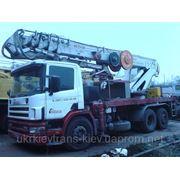 Услуги Аренда Автовышки 28 метров, цена 2800 грн. смена, Киев фото