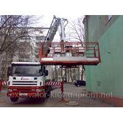 Аренда Автовышки (044)232-70-31 Киев фото