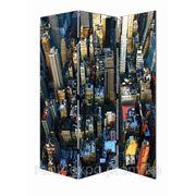 Аренда (прокат) ширмы декоративной с фотопечатью «New York» фото