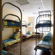 Койко места в общежитии, метро Вокзальная для бригад, строителей, рабочих фото