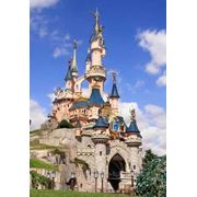 Disneyland in Paris (France)